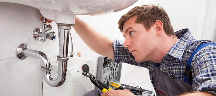 Le métier du plombier