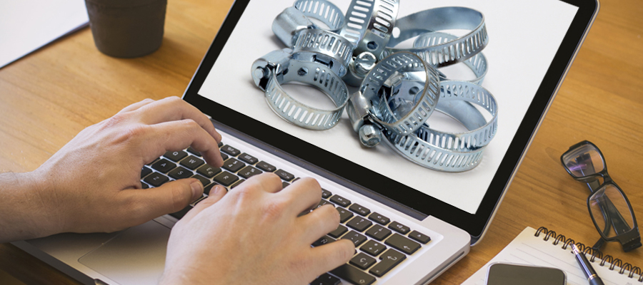 colliers de serrage en ligne