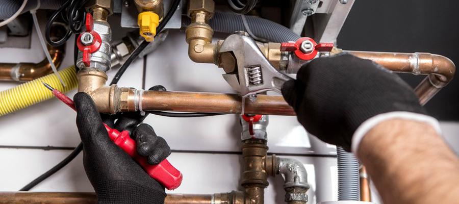 plomberie gaz et eau