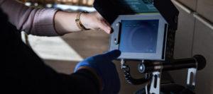 inspection de canalisations avec caméra vidéo